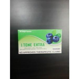 I-TONE EXTRA - BILBERRY EXTRACT+ LUTEIN +BETA CAROTENE ( BETA CAROTENE AND OTHER CAROTENOIDS) + ZEAXANTHIN