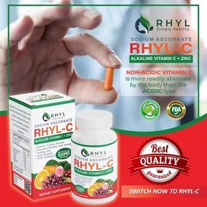 RHYL-C (Available 100 Capsules & 60 Capsules)