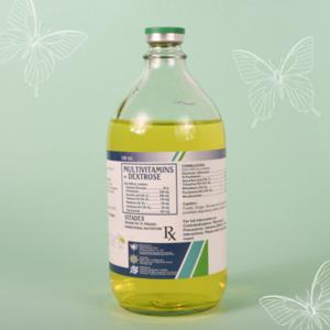 Vitadex- Multivitamins + Dextrose