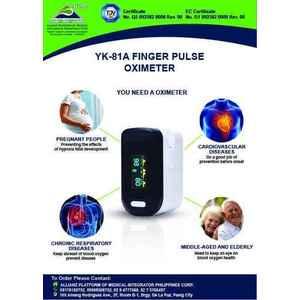 Yonker Pulse Oximeter