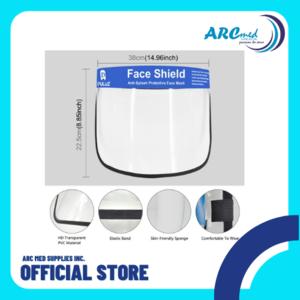 Puluz High Quality Anti-Splash Anti-fog Face Shield Reusable Durable for Daily use