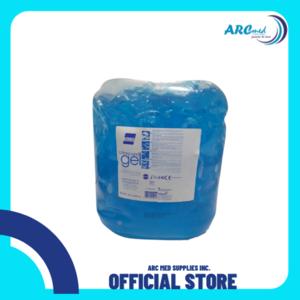 Konix Ultrasound Gel Blue 5L gallon