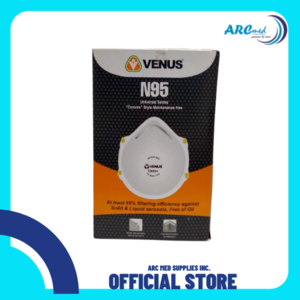 Venus N95 Face Mask 20 pieces per box