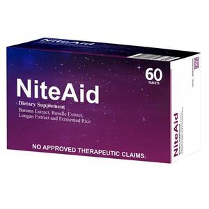 Niteaid - 60 tablets/box