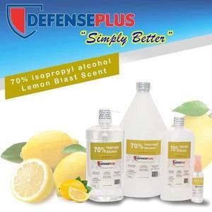 DefensePlus 70% Isopropyl Alcohol (Lemon) - 1 Gallon