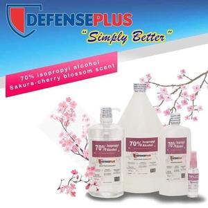 DefensePlus 70% Isopropyl Alcohol (Cherry Blossom) - 1 Gallon