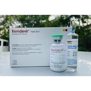 """Remdesivir """"Remdevir"""" - 1 vial + Diluent"""