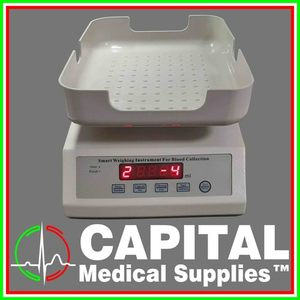 WINGUARD Blood Collection Weighing Instrument, 1 unit