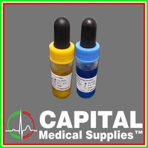 TRUSERA, Blood Typing Sera, Anti A & B Monoclonal ABO Blood Grouping Reagent, 10 ml