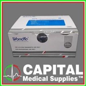 WONDFO, Drug Test Kit, (MET-THC) (Urine Specimen) (3 Lines), 25 pcs