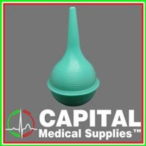 SURGITECH, Ear Syringe Color Green, (90ml), 1 pc