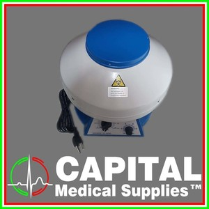 Gemmy Clinical Centrifuge, 6 Placer (PCL-02)