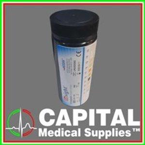 INSIGHT, Urinalysis Reagent Urine Strips, 10 parameter
