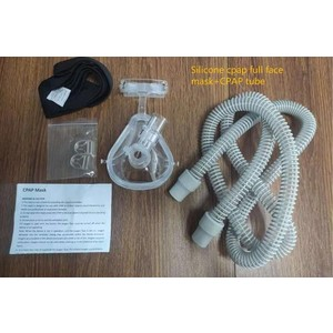 Shaoxing Face Mask Cannula with Breathing Tube