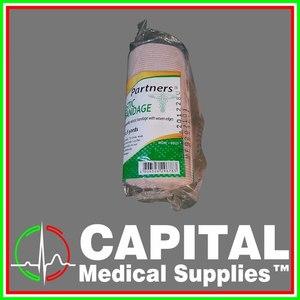 Partners, Elastic Bandage ( 4 x 5 yards ) 1 roll