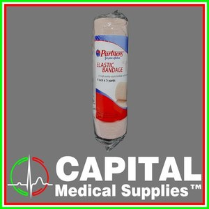 Partners, Elastic Bandage ( 6 x 5 yards ) 1 roll
