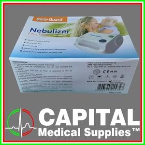 SURE-GUARD, Nebulizer Machine, 1 Box