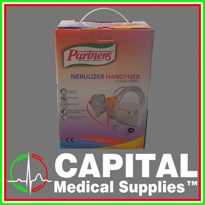 PARTNERS, Nebulizer Handyneb Classic Series, Adult/Child
