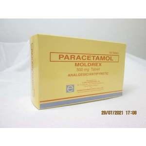 Paracetamol (MOLDREX)
