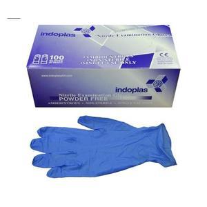 Indoplas Nitrile Gloves - S/M/L/XL Sizes