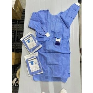 Sterile Surgical Gown - One Size Only